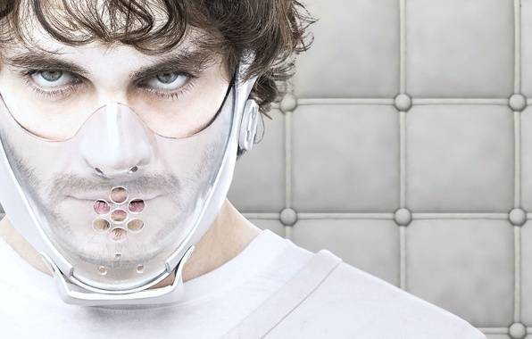 Picture look, face, mask, the series, detective, Thriller, TV Series, Will Graham, Hugh Dancy, Hugh Dancy, ...