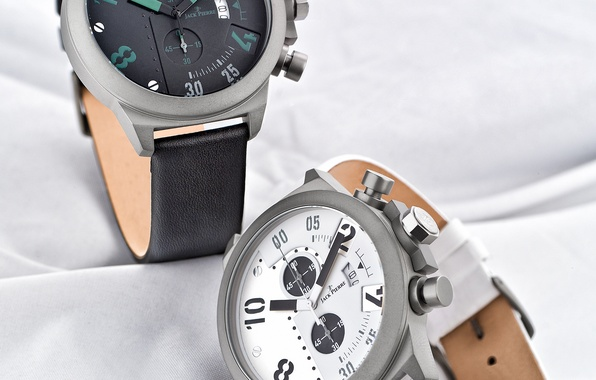 Picture design, two, watch, Jack Pierre, different colors