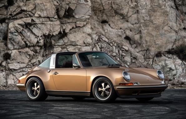 Picture 911, Porsche, Porsche, Singer, 2015, Targa, Targa