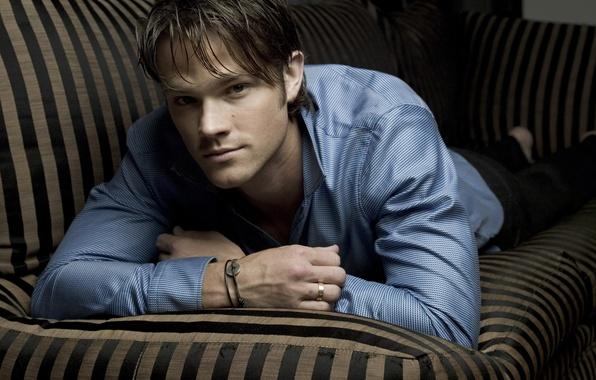 Picture actor, male, guy, Winchester, brunette, supernatural, Sam, supernatural, over the padalecki jared, Jared padalecki, sam …