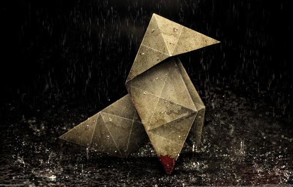 Picture Origami, Quantic Dream, Heavy Rain