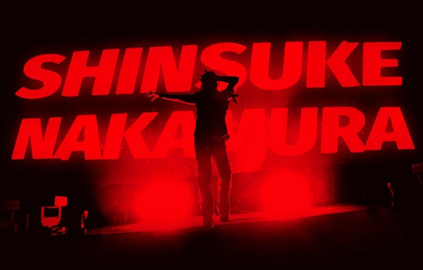 Photo Wallpaper Wwe Wrestling Shinsuke Nakamura King Of Strongstyle