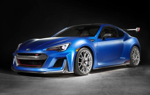 Picture Concept, sport, tuning, Subaru, Subaru, BRZ, 2015, STI Performance
