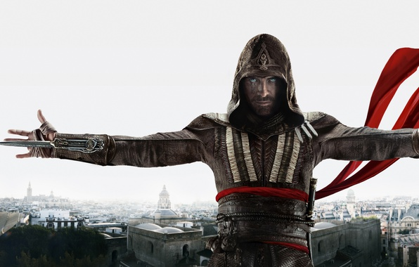 Photo wallpaper Movie, Film, Assassin, Ubisoft, 20th Century Fox, Assassins Creed, Assassin's Creed, Aguilar de Nerja, Callum ...
