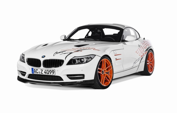 Picture Concept, white, tuning, BMW, BMW, AC Schnitzer, E89, 2015, ACS4