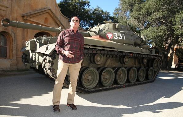 Picture tank, Actor, Arnold Schwarzenegger, Producer, Director, Arnold Schwarzenegger, THE LAST STAND