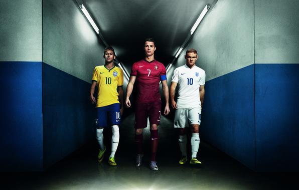 Picture England, Sport, Star, Football, Portugal, Form, Brazil, Wayne Rooney, Football, Portugal, Brazil, Cristiano Ronaldo, Sport, …