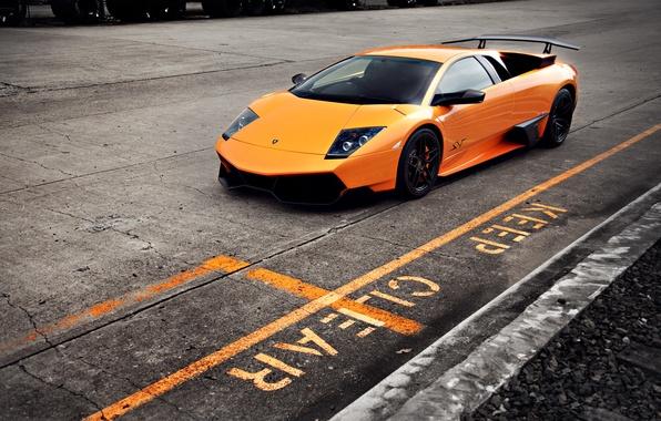 Picture Lamborghini, Murcielago, LP670-4