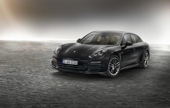 Picture Porsche, Panamera, Porsche, Panamera, Edition, 2015, 970