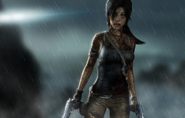 Picture Girl, Tomb Raider, Lara, Croft