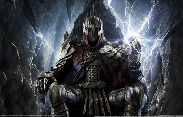 Picture rocks, magic, armor, warrior, the Lord of the rings, the throne, the lord of the …