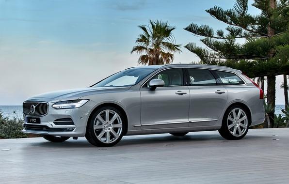 Picture Volvo, Volvo, universal, V90