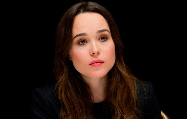 Picture Ellen Page, X-men:Days of future past, press conference of the film