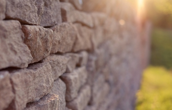 Picture the sun, macro, background, wall, widescreen, Wallpaper, brick, wallpaper, widescreen, background, wall, brick wall, full …