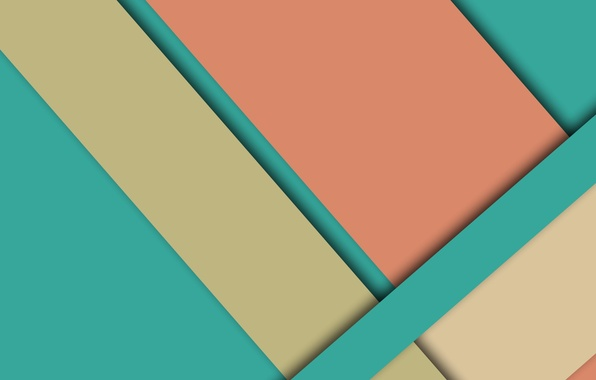 Picture line, abstraction, pink, blue, geometry, beige, material