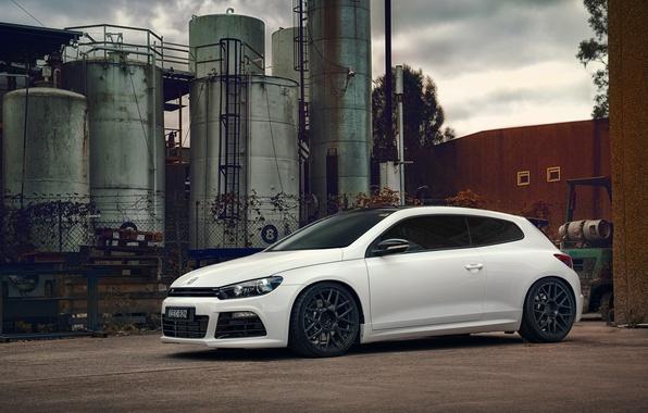 Picture tuning, volkswagen, Volkswagen, scirocco, Sirocco