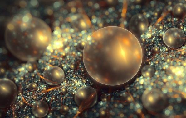 Picture balls, sphere, balls, pearl