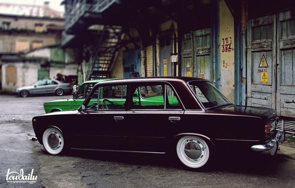 Picture Lada, vaz, VAZ, lada, Lada, 2101, 2103, low classic
