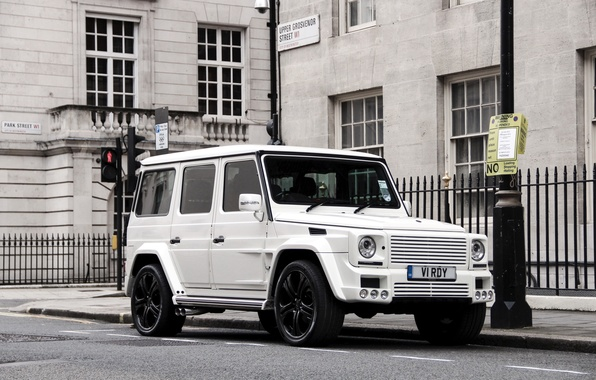 Picture mercedes, london, brabus, benz, amg, g65