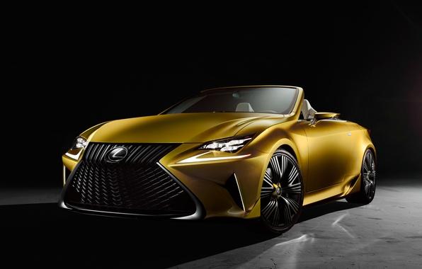 Picture Concept, Lexus, Lexus, 2014, LF-C2