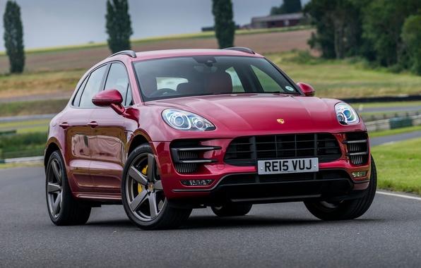 Picture Porsche, Porsche, Turbo, UK-spec, 2014, Macan, makan