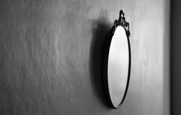 Picture wall, mirror, hanging