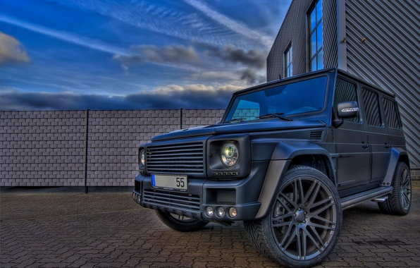 Picture mercedes, brabus, benz, amg, g65