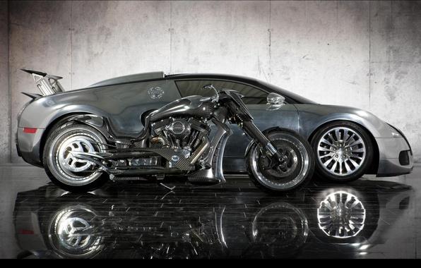 Picture tuning, Bugatti, motorcycle, bike, carbon, custom, Bike, Custom, 2011 Mansory, Mansory, Zapico, mansory zapico, Veyron …