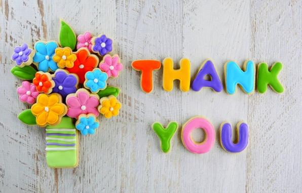 Picture flowers, food, bouquet, cookies, dessert, food, flowers, sweet, sweet, thank you, dessert, bouquet, cookies, biscuits, …