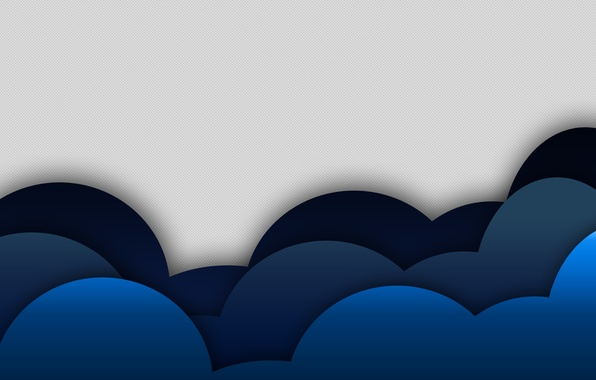 Picture the sky, clouds, patterns, figure, minimalism, sky, minimalism, patterns, 1920x1200, clouds, picture