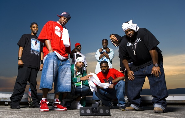 Picture music, creativity, men, rap, hip hop, wu tang, Inspectah Deck, Masta Killa, Ghostface Killah, clan, …