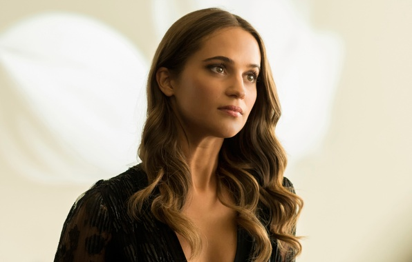 Picture 2015, Alicia Vikander, Alicia Vikander, in the film, Adam Jones, Burnt