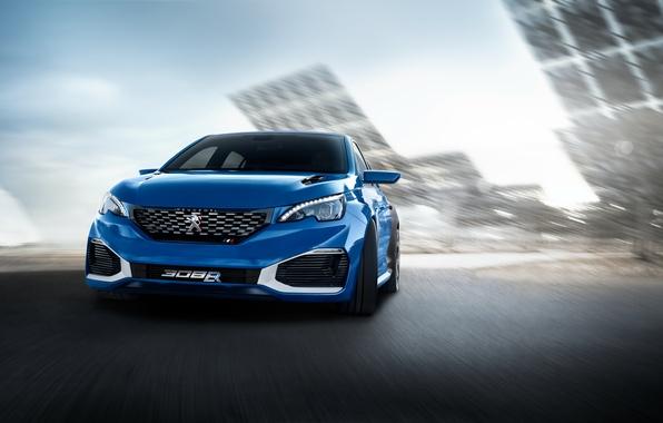 Picture Concept, the concept, Peugeot, Peugeot, 2015, 308 R, HYbrid