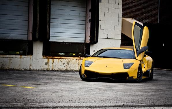 Picture Lamborghini, Murcielago, SuperVeloce, 670-4