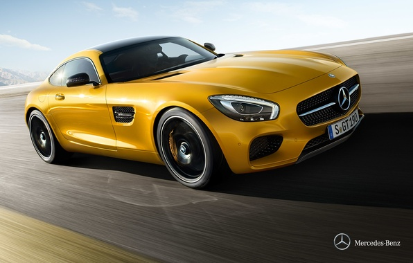 Picture Mercedes-Benz, supercar, Mercedes, AMG, 2014, C190