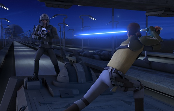 Photo wallpaper Star Wars: Rebels, agent Kalus, Cainan Jarvis, Star wars: Rebels, animated series