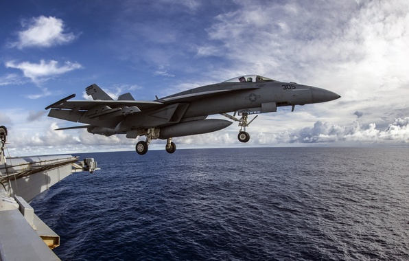 Picture weapons, the plane, FA-18E Super Hornet