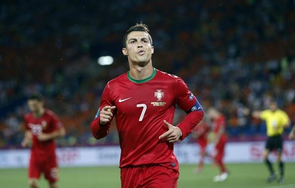 Picture football, form, Cristiano Ronaldo, player, football, player, Real Madrid, Real Madrid, Ronaldo, Ronaldo, Kharkov, Cristiano …