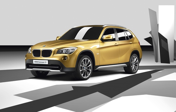 Photo wallpaper Concept, E84, crossover, BMW, BMW