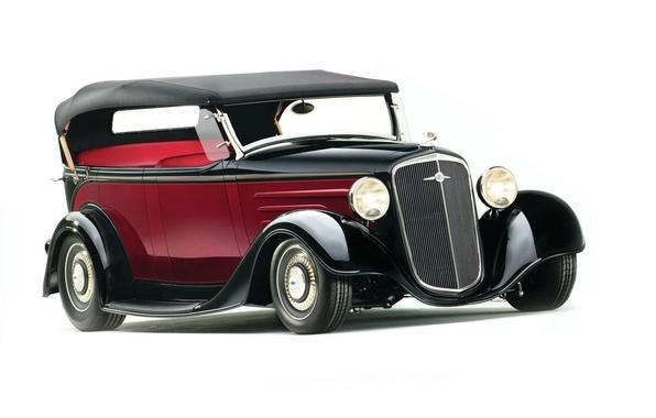 Picture Chevrolet, car, Hot Rod, Chevy, 1935, Phaeton