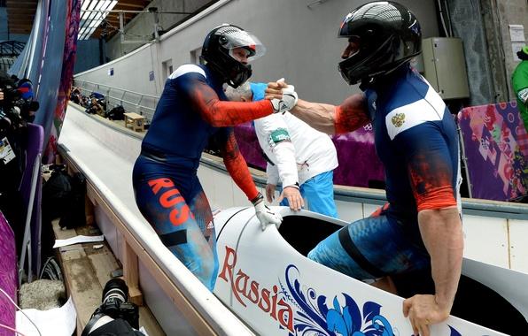 Picture Olympics, Russia, bobsled, Sochi, 2014, The Governor, Zubkov