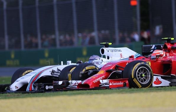 View Kimi Raikkonen Ferrari Wallpaper  PNG