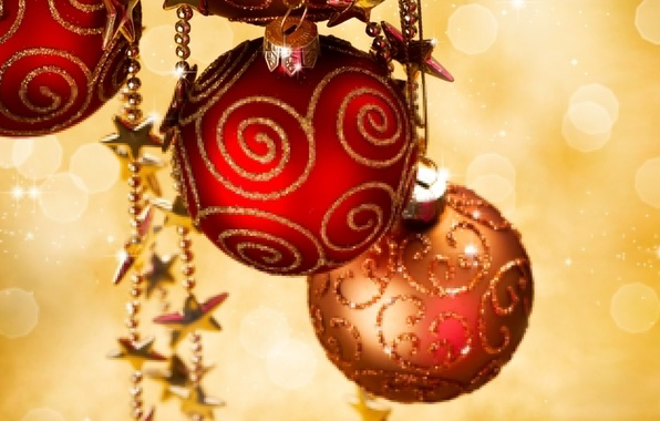 Picture holiday, balls, toys, Shine, new year, sequins, beads, the scenery, happy new year, christmas decoration, …