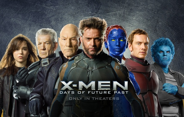 Picture Wolverine, Hugh Jackman, X-Men, Logan, Hugh Jackman, Men, Future, Year, Movie, X-Men, Film, 2014, Days, …
