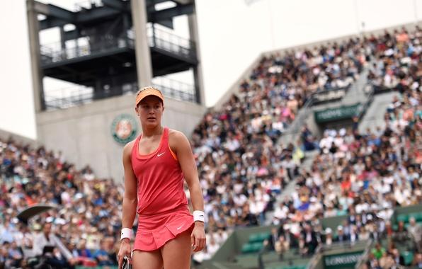 Picture Paris, France, Eugenie Bouchard, Bouchard Eugenie, Roland Garros 2014