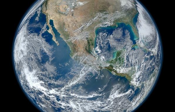 Picture Earth, Earth, North America, Gulf of Mexico, North America