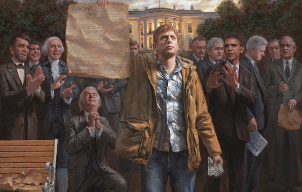 Picture America, Washington, presidents, USA, Barack Obama, The white house, George Bush, Abram Lincoln