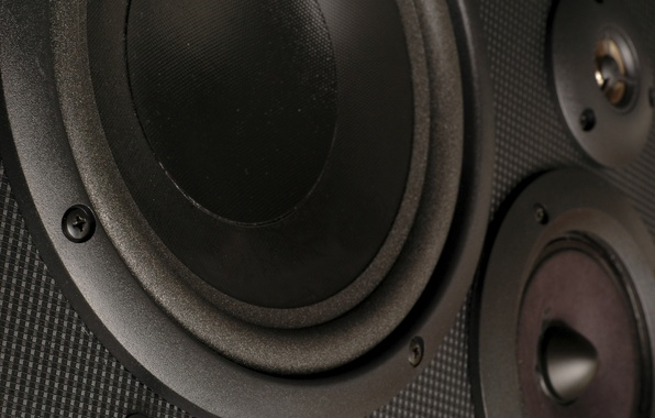 Picture dynamics, sound, speakers, audio