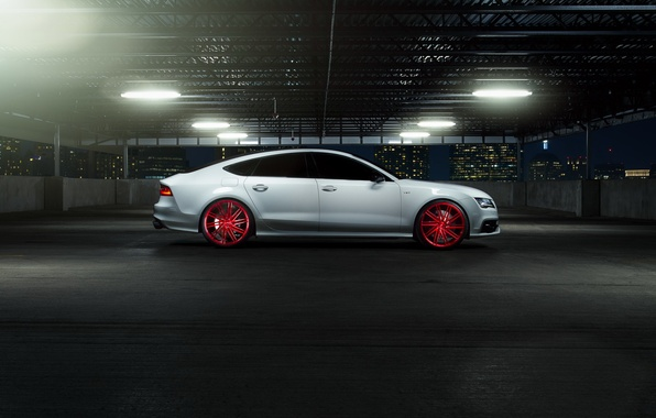 Picture car, tuning, Vossen Wheels, Elusive Motoring, Audi S7