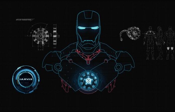 Picture People, Costume, Movie, The film, Wallpapers, Iron Man, Marvel, Iron, Suit, Stark, Wallpaper, Stark, Movie, …